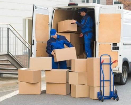 Moseley Removals